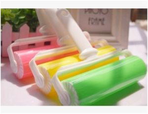 Washable Green Sticky Roller, Promotion Plastic Sticky Roller pictures & photos