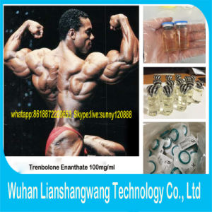 Injection Hormones Trenbolone Enanthate 100mg/Ml CAS 472-61-546 for Lean Muscle Mass pictures & photos