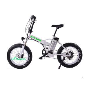 Fat Tire Electric Bike Portable Foldable Electric Bicycle / Foldable Electric Bike pictures & photos