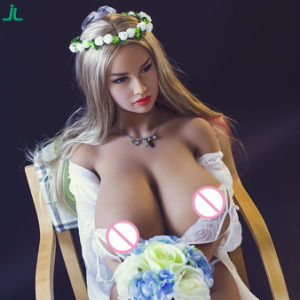TPE Realistic 160cm Sex Doll with Matel Skeleton Solid Huge Breast Love Doll Vagina Oral Anal pictures & photos