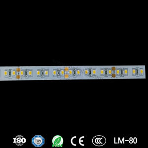 SMD2835 120LEDs/M 28.8W LED Tape Lighting for Decoration and Rendering of Facades and Walls of Building pictures & photos