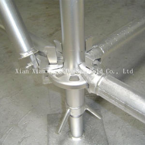 Galvanized Ring Lock All-Round Scaffolding System for Construction pictures & photos