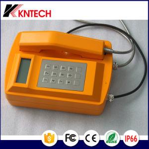 Koontech IP66 Waterproof Telephone Help Point Emergency Marine Telephone pictures & photos
