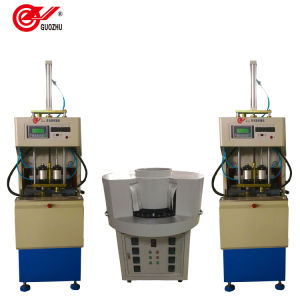 Semi-Auto Heater and CWZ-180ZH Hot Filling Stretch Blow Molding Bottle Machinery pictures & photos