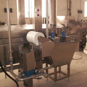 Low Consumption Fryer with Oil Filter System Frying Machine Manufacturer pictures & photos