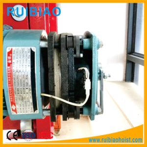 Passenger Hoist Motor Specially Designed for The Hoist pictures & photos