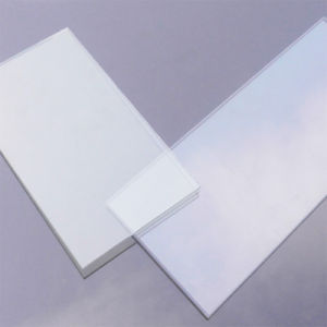 Polycarbonate 100%Bayer Markrolon Frosted Solid Sheet for Decoration pictures & photos