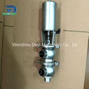 38mm Ss304 Apv Ll Type Hot Flow Diversion Valve pictures & photos