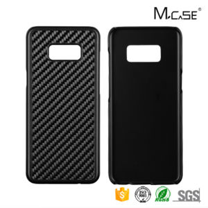 Wholesale Fashion Full Cover Protective Carbon Fiber Phone Case Cover for Samsung S8 Plus pictures & photos