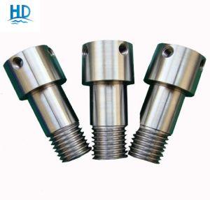 Lathe Machined CNC Metal Parts pictures & photos