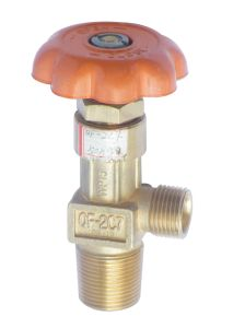Brass Gas Ball Valve/Safety Cylinder Valve/Safety Cylinder Valve pictures & photos