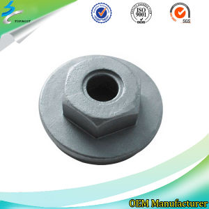 Stainless Steel Precision Casting Cover in Instrument Parts pictures & photos