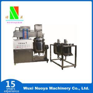 Zjr Chemical Vacuum Emulsifying Mixer pictures & photos