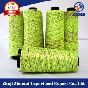 Polyester China Space Dyed Yarn pictures & photos