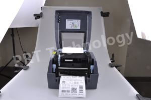 4 Inch Thermal Transfer Label Printer (HLP106D) pictures & photos