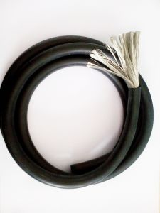 Silicone Rubber Cable with 2AWG pictures & photos