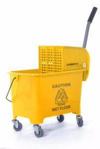 20L Mop Bucket and Wringer Combo pictures & photos