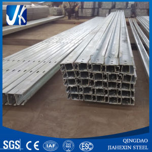 Steel C Profile for Supporting in Solar System pictures & photos