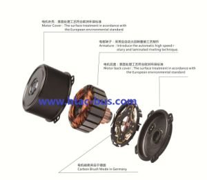 Denso A/C Fan Motor 168000-6571 China Supplier pictures & photos