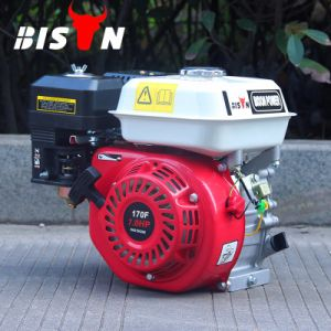 Bison Single-Cylinder 4 Stroke 7HP Mini Petrol Engine Price pictures & photos