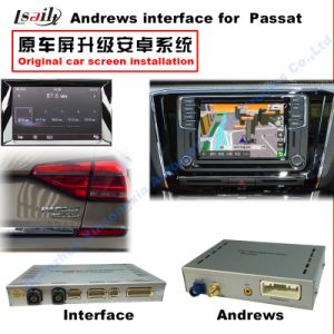 Android GPS Navigation System Video Interface for Volkswagen Passat (US) pictures & photos