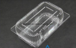 Plastic Fruit Clamshell Blister Packaging Container and Fruit Cake Packaging pictures & photos