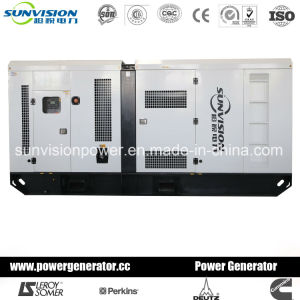 450kVA Perkins Diesel Generator Set with Industrial Enclosure pictures & photos