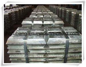 Lme Registered Special High Grade Shg Zinc Ingot 99.995 pictures & photos