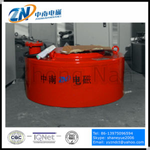 Over Belt Hanging Electromagnetic Separator for Conveyor Belt Suiting Mc03-90L pictures & photos