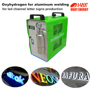 LED Sign Display Manufacturing Alunium Welding Tools Glass Edge Acrylic Polish Flame Generator pictures & photos