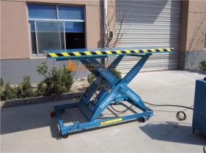 Hydraulic Scissor Lift Table (SJG2.65-1) pictures & photos