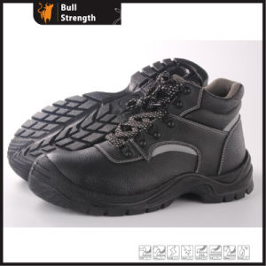 Industrial Steel Toe Cap Safety Boot Sn1207 pictures & photos