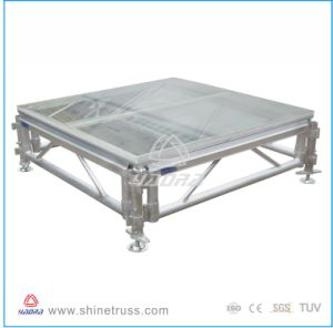 Heavy Duty Aluminum Portable Assemble Stage for Performance Event pictures & photos