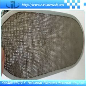 Rectangular Stainless Steel Filter Disc pictures & photos