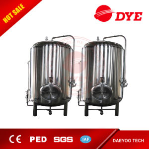 Side Manway Stainless Steel Bright Beer Tank for Brewing pictures & photos