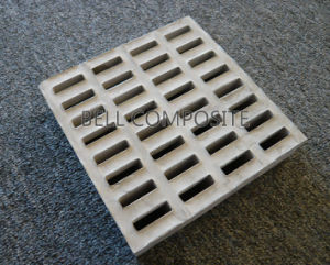 Manhole Cover/Molded Grating/Building Materials/Fiberglass/// pictures & photos