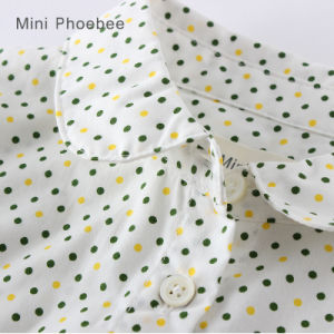 Phoebee Fashion Cotton Girls Clothes for Spring/Autumn pictures & photos