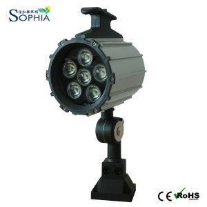 24V, 100-240V Waterproof Short Arm Machine Work Light