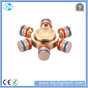 2017 Newest Anti-Stress Hand Spinner and Fidget Spinner in Metal Material pictures & photos