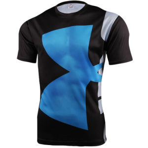 Custom Fitness Skin Short Sleeve Compression Wear pictures & photos