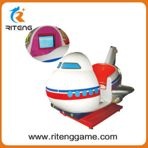Coin Operated Kiddie Airplane/ Aircraft Ride pictures & photos