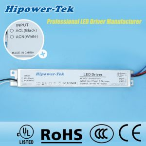 50W Constant Current Aluminum Case Dimmable Power Supply LED Driver pictures & photos