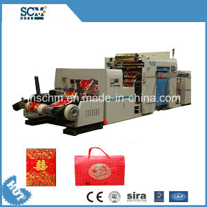 Paper Box/Cigarette Box Gold Stamping Machine pictures & photos