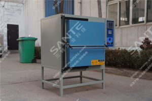 1200c Electric Box Muffle Furnace Customized Size 330X330X330mm pictures & photos
