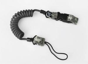Pistol Lanyard Belt Loop Tactical Airsoft Weapon Gun Slings Cl13-0043 pictures & photos