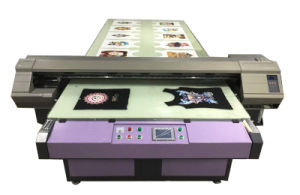Digital Flatbed Printer with Pigment Ink pictures & photos