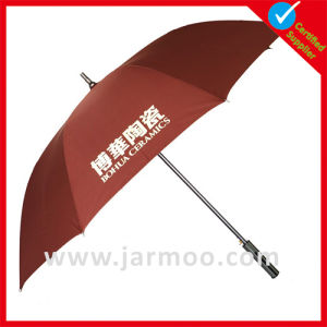 "30"" 8k One-Layer Windproof Golf Umbrella pictures & photos"