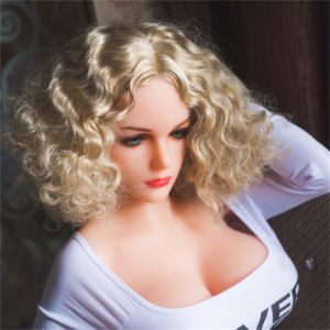 158cm Chinese Factory Slender Waist Big Fat Silicone Doll Sex Toy pictures & photos