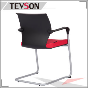 2017 Meeting Room Office Training Meeting/Conference Chair with Armrest pictures & photos