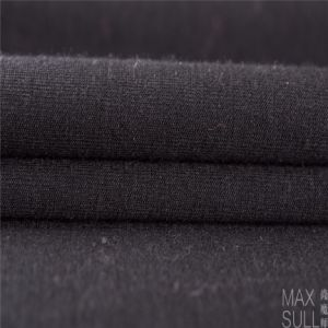 Good Elasticity Wool/ Polyester Fabric, Warm and Soft pictures & photos